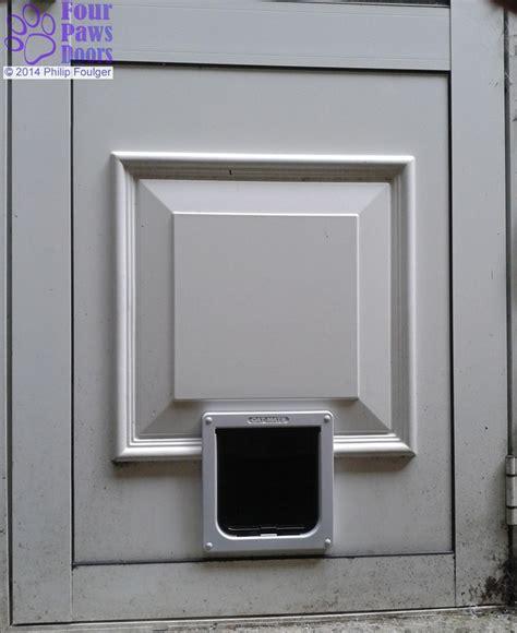 doors with cat flap types of cat flap and door