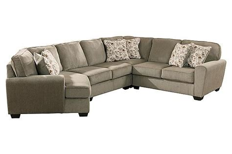 ashley furniture patina sectional the patola park patina sectional from ashley furniture