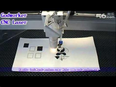 Stiker Miku Cutting Laser 60w laser machine for cutting sticker godworker cnc laser