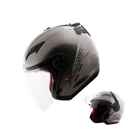 Visor Kaca Nhk Terminator N1200 helm nhk helm nhk gladiator solid visor
