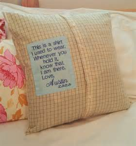 memory pillow stacysews