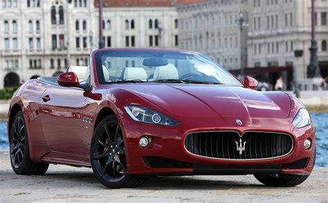 convertible maserati price 2012 maserati granturismo convertible sport pricing mega