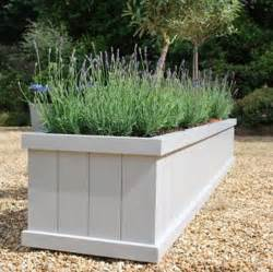 Large Outdoor Planter Boxes 25 Best Ideas About Garden Planters On