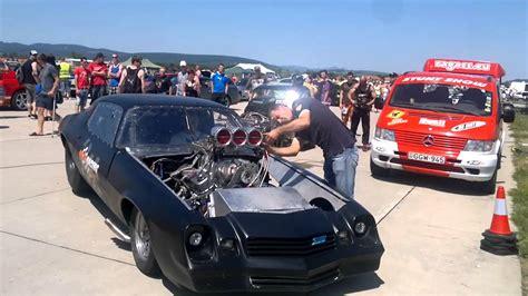 2000 hp mustang mustang meeting slovakia drag race car 2000 hp