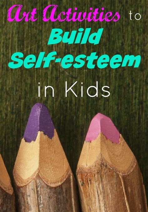 self esteem crafts for 70 best self esteem activities for images on