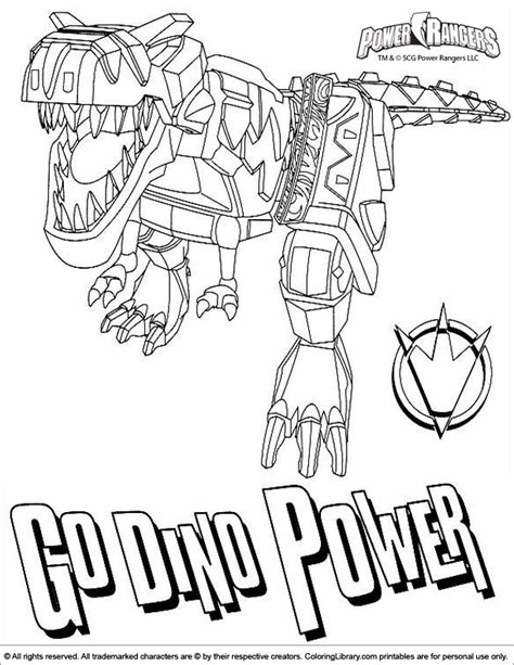 free coloring pages power rangers dino charge printable power rangers coloring pages coloring home