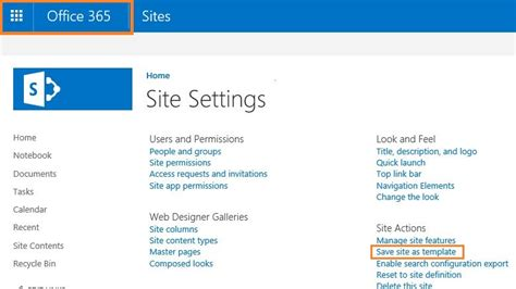 how to create a site template in sharepoint 2013 how to create a site as site template in sharepoint