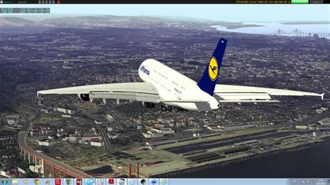 best scenery for x plane 10 x plane 10 stunning scenery landing an a388 at lppt