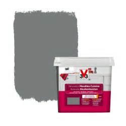 peinture de r 233 novation meubles cuisine v33 satin carbonate