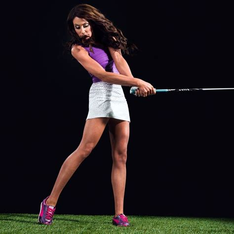 holly sonders golf swing 456 best girls and golf images on pinterest sports