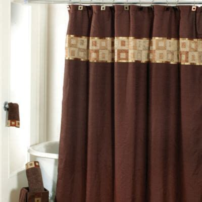 Brown Shower Curtains 17 Best Images About Brown Shower Curtain On