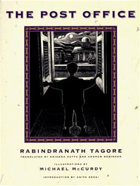 Post Office Book by The Post Office By Rabindranath Tagore Reviews