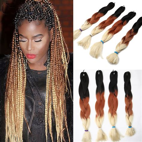 where can i buy ombre braiding hair in indianapolis 1pack 100g 3 tone ombre braiding hair 24 quot braid kanekalon