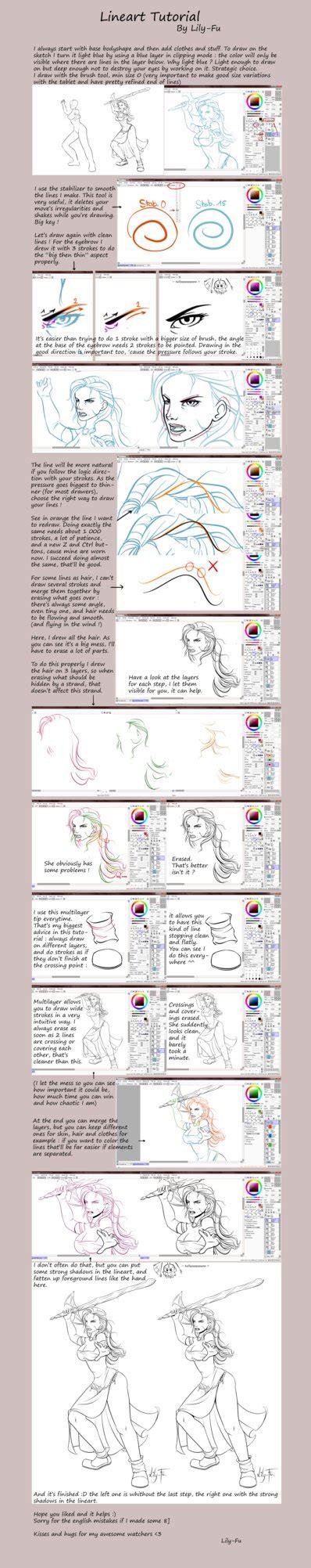paint tool sai clipping tutorial paint tool sai on drawing tutorials deviantart