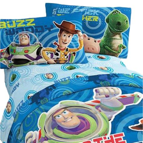 Buzz Lightyear Bed Set Story Circles Bedding Set 5pc Disney Buzz Lightyear Comforter Sheets Bed