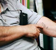 auschwitz tattoo hoax