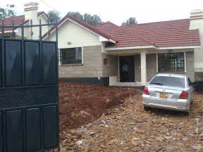 3 Bedroom Plans Kenya Ngong 3 Bdrm Bungalows Available For Sale In Kenya
