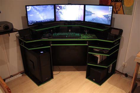 best corner desk for 3 monitors best multi monitor computer desk multi monitor mouse desk