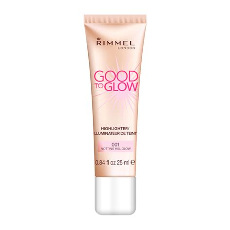 Rimmel To Glow by Rimmel To Glow Highlighter 25ml Feelunique