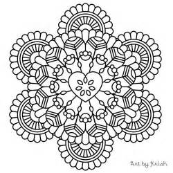 mandala coloring pages pdf 224 best images about mandalas circulares on