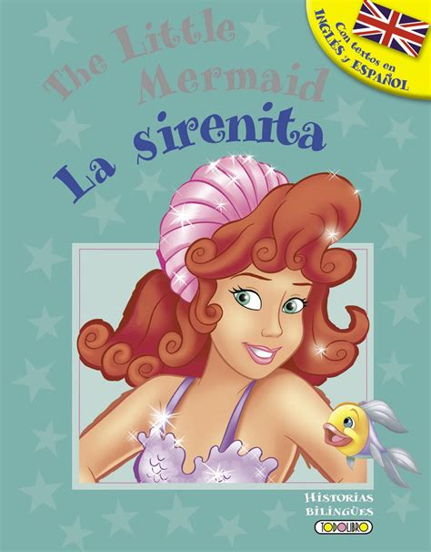 libro little mermaid and other libros de idiomas todolibro castellano la sirenita the little mermaid todo libro
