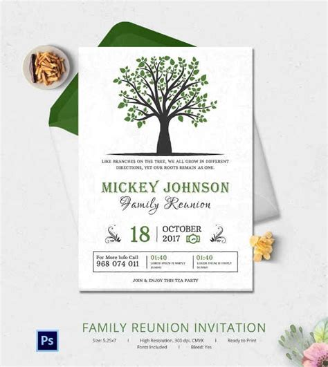 free reunion invitation templates family reunion invitation templates beepmunk