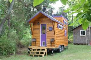 tiny house deck photos hgtv