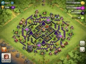 Thread best town hall 9 base designs