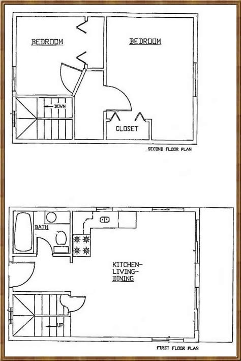 16x24 house plans search small house plans