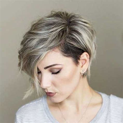 Haircuts 2018 Women S Short | the best latest short haircuts for women hairiz