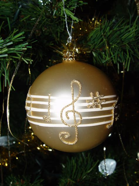 musical christmas tree ornaments my blog