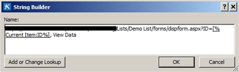 set value in url column using sharepoint designer 2013