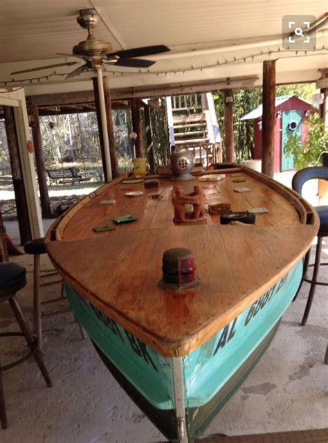 wooden boat restaurant boat bar outdoors pinterest boating and bar