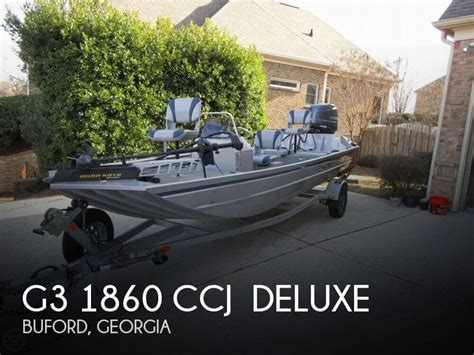 g3 tracker boats used 2009 g3 boats eagle 165 panfish for sale in