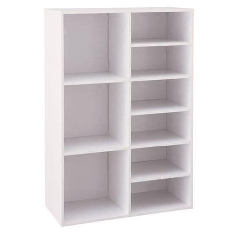 neu home multi cube and shelf organizer white shopko