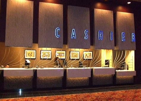 Cage Cashier by Casino Cashiers Safety Casino Work Magazine