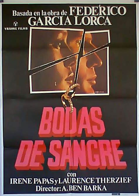bodas de sangre 152050456x quot bodas de sangre quot movie poster quot noces de sang quot movie poster