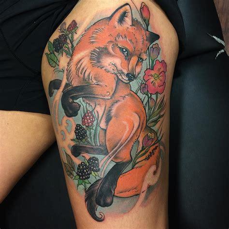 fox tattoo 125 majestic fox designs pieces that will get