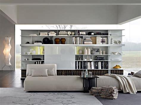 living arredamento mobili salotto moderni come arredare il living mobili