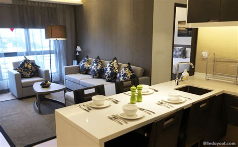 two bedroom apartment singapore oasia residence singapore refresh and recharge little