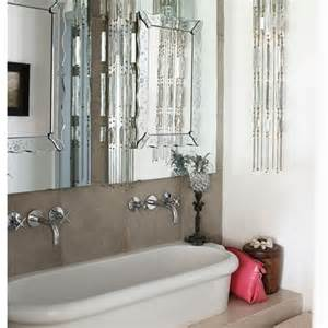 glamorous bathroom ideas mirrors housetohome round baths image