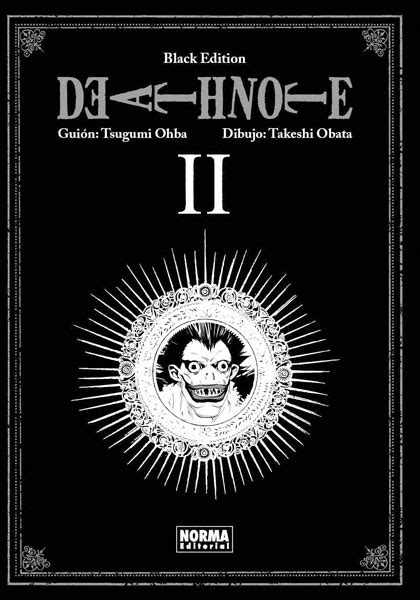 rese 209 a death note black edition tomo 2 proyecto freak