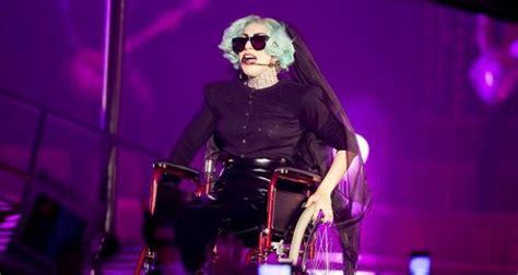 Kursi Roda Guan til dengan kursi roda gaga kembali menuai