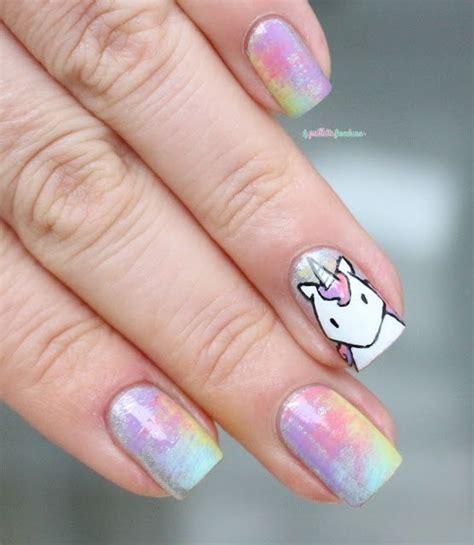 imagenes de uñas de acrilico para jovenes decoracion de u 241 as para ni 241 as 50 para hacerlos en casa