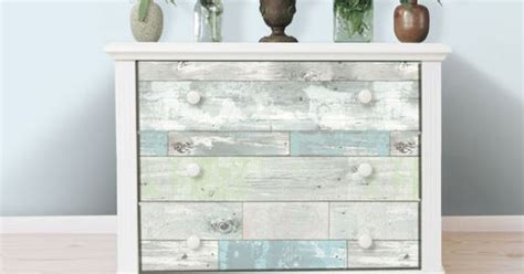 how to stick stuff to walls without ruining paint wallpops nuwallpaper beachwood peel and stick wallpaper
