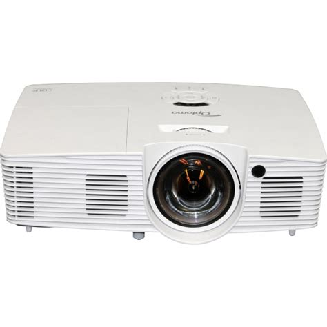 Lu Lcd Projector Optoma printer