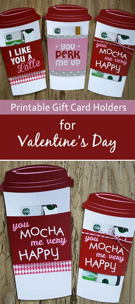 Valentine Gift Card Ideas - 17 best ideas about valentine s day on pinterest valentine s day diy valentine day