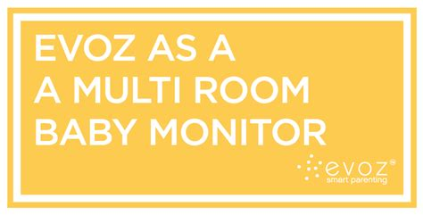 multi room baby monitor a multi room baby monitor for ios and android devices