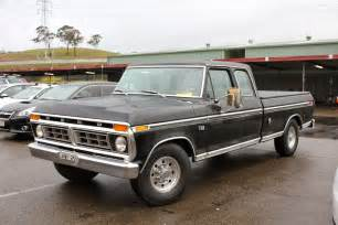1976 Ford F250 Aussie Parked Cars 1976 Ford F250 Supercab