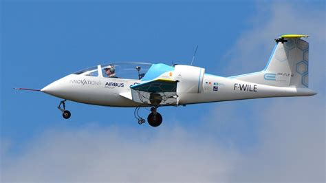 Electric Planes Pull The Other One by Airbus S Electric Plane Crosses Channel